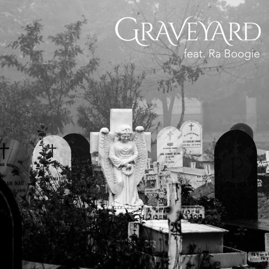 Graveyard feat. Ra Boogie: Cover Art