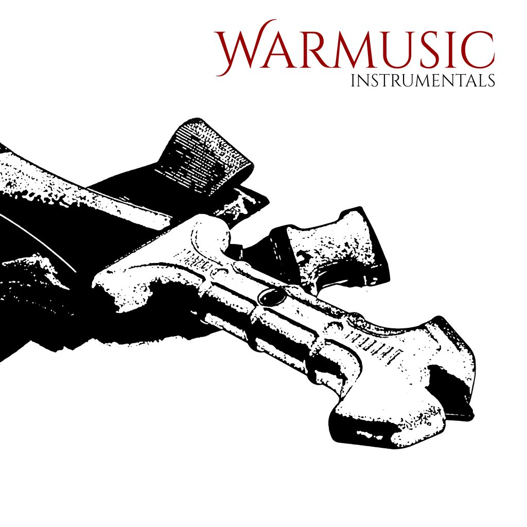 Warmusic Future Wars Instrumentals Cover Art