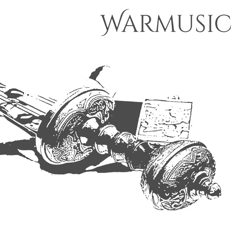 Warmusic (Past Wars) Cover Art